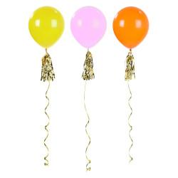 Jätteballonger med Tofsar