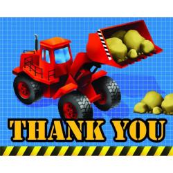 Byggarbetsplats Tackkort