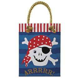 Kalaspåsar Pirat Ahoy 8-pack
