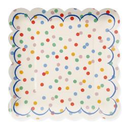 Tallrikar Toot Sweet Dots