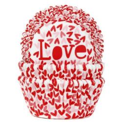 Muffinsformar Love