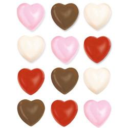 Lollipop Formar Hjärta