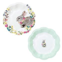 Tallrikar Bunny 12-pack