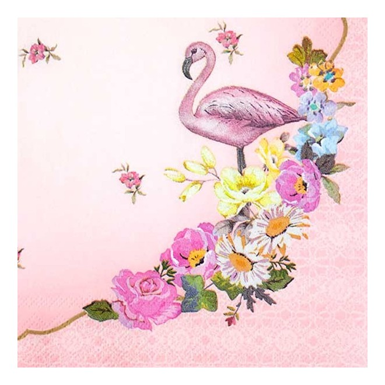 Flamingo Servetter