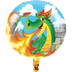 Folieballong Dragons
