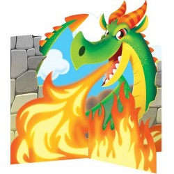 Bordsdekoration Dragons