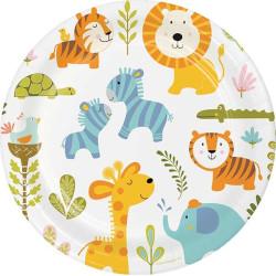 Tallrikar Babysafari