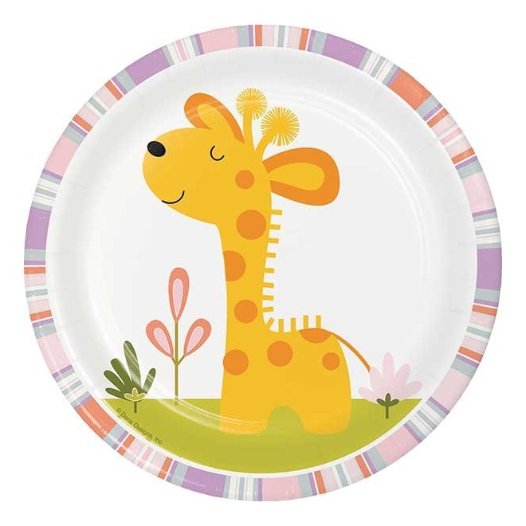 Assietter Babysafari