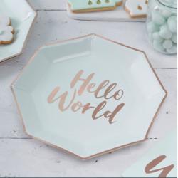 Tallrikar Hello World