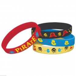 Pirat Armband 4-pack