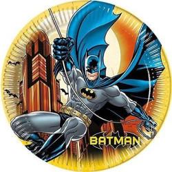 Batman Tallrik