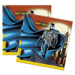 Batman Lunchservetter