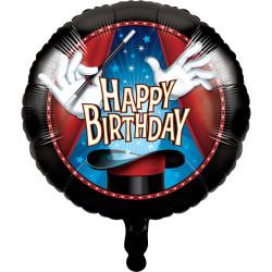 Folieballong Trolleri