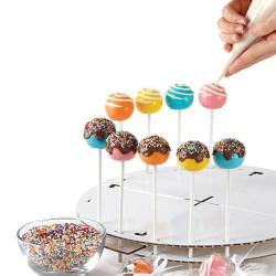 Cake Pops Dekorationsställ