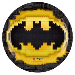 Lego Batman Tallrikar
