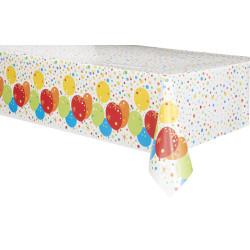 Plastduk Färgglada Ballonger