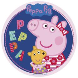 Tårtbild Peppa Pig