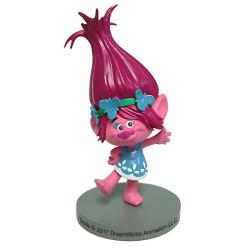 Tårtfigur Trolls Poppy