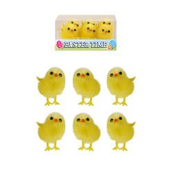 Påskkycklingar Gula