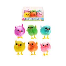 Påskkycklingar Pastell