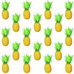 Servetter Tropisk Ananas