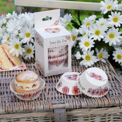 Time for Tea Muffinsformar