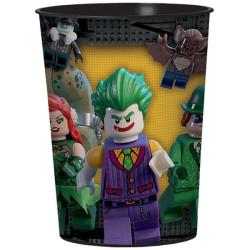 Hårdplastmugg Lego Batman