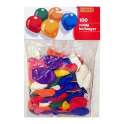 100 pack Ballonger Mix