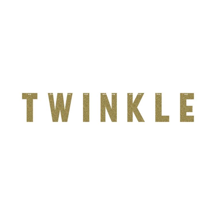 Girlang Twinkle Guld