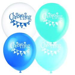 Ballonger Dop Blå