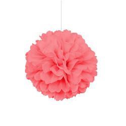 Dekorationsboll Korall