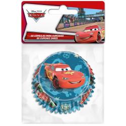 Muffinsformar Cars