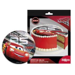 Tårtoblat Cars