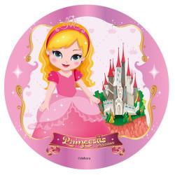 Tårtoblat Prinsessa