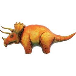Folieballong Triceratops 2
