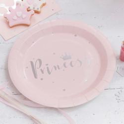 Tallrikar Princess Party
