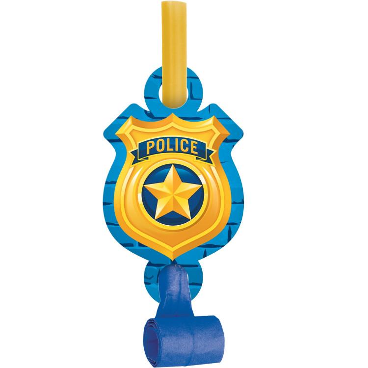 Polis Blåsormar