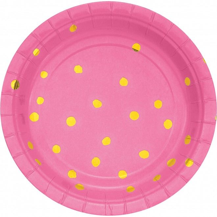 Assiett Candy Pink Foil
