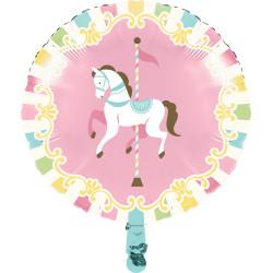 Folieballong Karusell