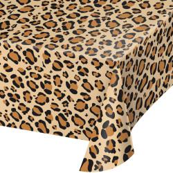 Plastduk Leopard
