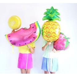 Folieballong Ananas