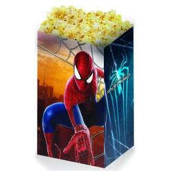 Spindelmannen Popcornboxar 4-pack