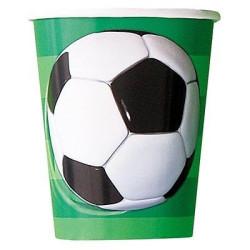 Pappersmugg Fotboll