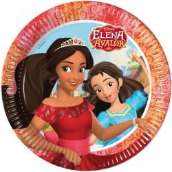 Elena från Avalor Tallrikar