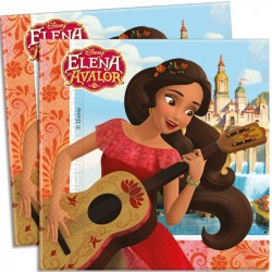 Elena från Avalor Servetter