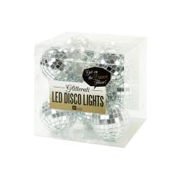 LED Discolampor
