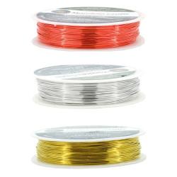Metallictråd 8 pack