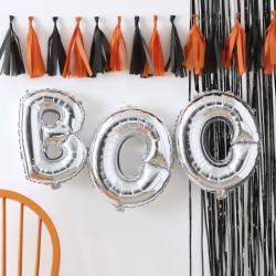 "Folieballong ""Halloween Boo"""