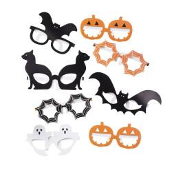 Roliga Halloweenglasögon