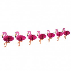 Flamingo Girlang